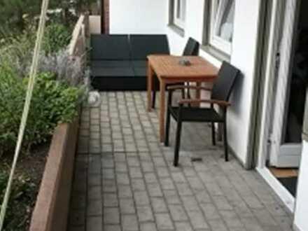 Mühlheim, 3 ZW (70 qm) renov., grosser SW-Balkon, Garage a.W., , ab 1.2.2020