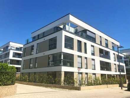 Bezugsfähig! Repräsentatives Penthouse mit zwei Dachterrassen an erster Adresse für schönes Wohnen