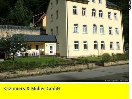 3-Zimmer-Wohnung in Bad Schandau