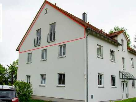 gepflegte 2 Zimmer Dachgeschosswohnung in Neukirchen
