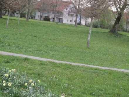 Gepflegte 3-Zimmer-Dachgeschosswohnung mit Balkon und TG am Park in Kißlegg Preis VHB