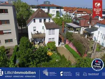 Ohne Käuferprovision: Renditeobjekt oder Mehrgenerationenhaus - im Zentrum von Kornwestheim!