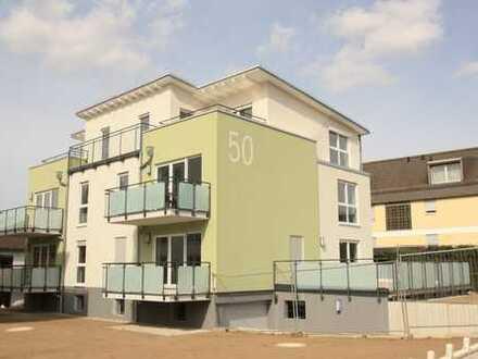 Gepflegte 2 Zi-Wohnung mit Balkon in Frankfurt - Berkersheim