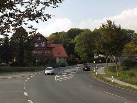 Gewerbegrundstück in bester u. frequentiertester Ein- u. Ausfallstraße von Büren/PB