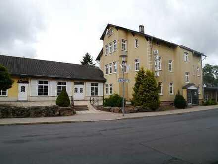 Ehemaliges Hotel in Oberhof
