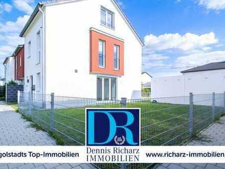 Top EBK inklusive! Wohnen im exklusiven Neubaustandard in Stadtrandlage von Ingolstadt-Süd!