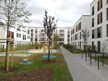 Erstbezug! Schöne 4-Zi Apartment mit Terrasse + EBK + TG