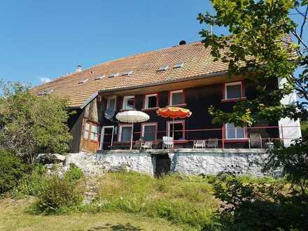 Schöne (Ferien-)Wohnungen mit Terrasse und Garten im Bauernhaus mit Flair