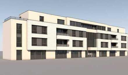 Hochwertige Neubau-Wohnung - 2. Obergeschoss rechts
