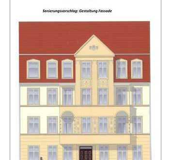 Anlage.-/Renditeobjekt 9 oder 5 Familienhaus im Sanierungsgebiet + 200.000 € Fördermittel geschenkt