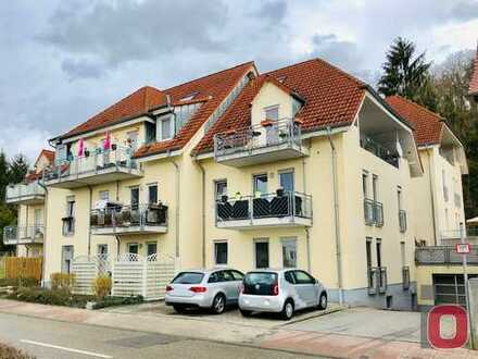 VERKAUFT ! Attraktive Kapitalanlage in Laudenbach - Schöne 2-ZKB-ETW in gepflegter Wohnanlage
