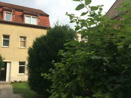 Die Gartenwohnung mit Terrasse in der Äußeren Neustadt!