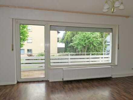 Helle 3 Zimmer-Wohnung mit großem Balkon und Garage in Bad Oeynhausen-Südstadt