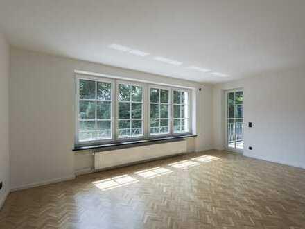 Erstbezug nach Sanierung, großzügige Wohnung in ruhiger aber dennoch zentraler Lage von Grünwald