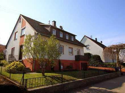 Großzügiges Zweifamilienhaus mit wunderschönem Grundstück und toller Lage!