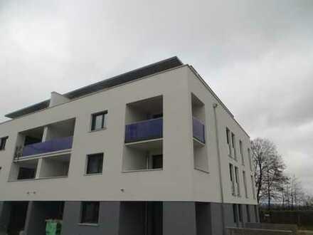 Erstbezug: freundliche 3-Zimmer-Wohnung mit Balkon in Bad Krozingen