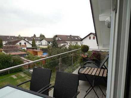 Traumhafte-Wohnung im DG mit 4 Zimmer auf ca. 123 qm /Einziehen und wohlfühlen