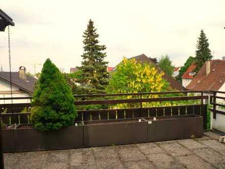 3,5-Zimmer-Maisonette-Wohnung in TOP-Lage in gepflegtem 4-Familienhaus