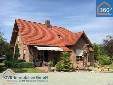 Landhaus mit Charme in toller Lage zwischen Pewsum und Emden