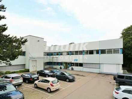 Großes Gewerbeanwesen im Industriepark Böfingen