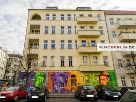 IMMOBERLIN: Helle kernsanierte Altbauwohnung im Boxhagener Kiez