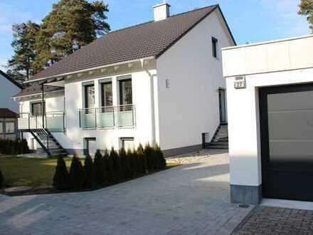 Haus mit zwei Wohnungen