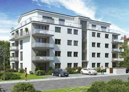 (860) 22 bezugsfertige Eigentumswohnungen mit Balkon/Terrasse