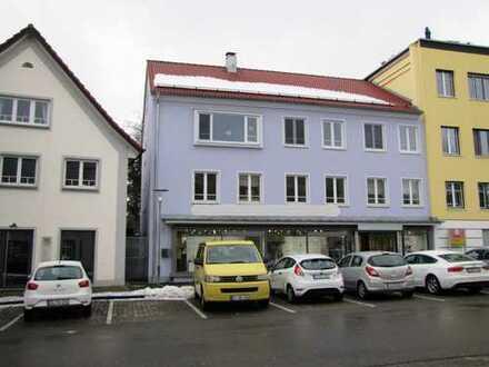 Wohn- und Geschäftshaus im Herzen von Aulendorf