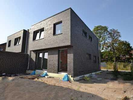 Familiendomizil in Rheinberg-Budberg: Schicker Neubau in naturnaher Lage