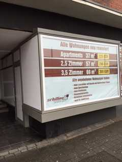 Ladenlokal (ca. 40m²) Nähe Schwenke-Center zu vermieten!