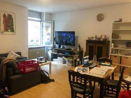 Schöne, geräumige zwei Zimmer Wohnung in Karlsruhe, Oststadt