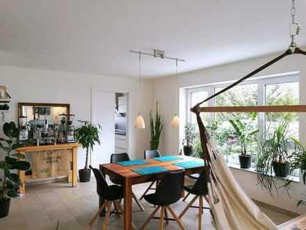 Herrliche 4 Zimmer-Wohnung mit viel Licht und Platz in Bad Wimpfen zu vermieten!