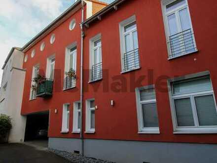 Exklusive und moderne 4-Zi.-Maisonette mit frz. Balkonen und Dachterrasse