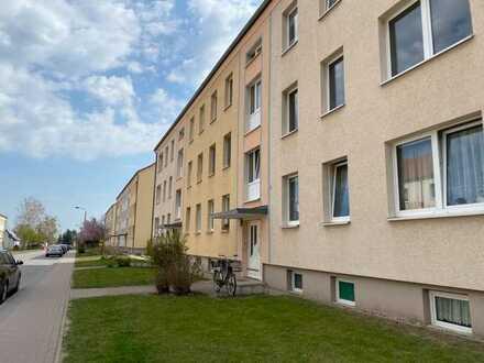 Helle 4-Raum-Wohnung in Passow