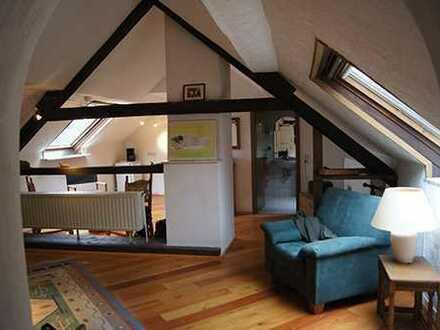 Schönes, gepflegtes Dach-Appartment in Illingen