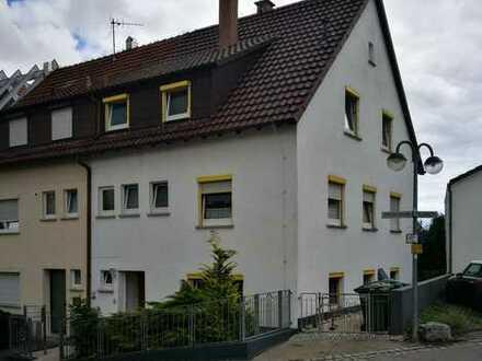 Möblierte 2-Zimmer-Wohnung im EG mit EBK in Münchingen