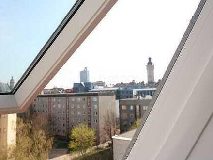 """*Dachgeschosstraum im ERSTBEZUG*Parkett*Gäste-Bad*Fußbodenheizung* """"Max-Beckmann 10"""" WE 12"""