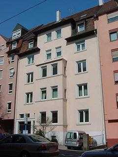 Preiswerte 4 Zimmer Wohnung DG 5. Stock