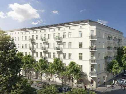 HAVELBERGER: Vermietete Altbauperle mit 2 Balkonen - provisionsfrei!
