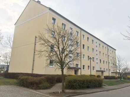 Frisch gemalert: Großzügige 4-Raum-Wohnung direkt am Marktplatz