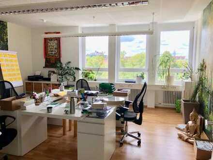 Würzburg/Frauenland | | Büroetage ca. 425 m²