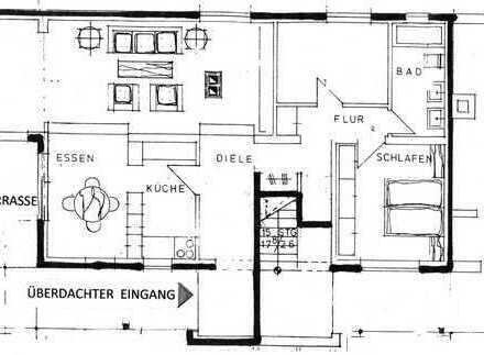 Großzügige 4-Zimmer-Wohnung mit traumhaftem Ausblick