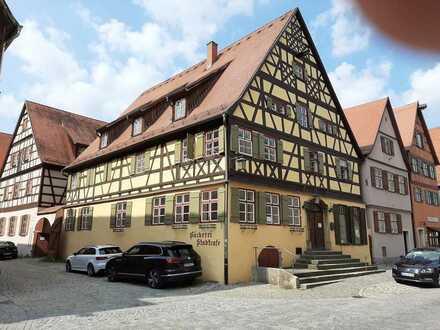Büro-, Geschäfts- oder Praxisräume in der Altstadt von Dinkelsbühl