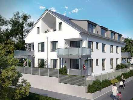 Baubeginn erfolgt: Familienfreundliche 4-Zimmer-Wohnung mit Garten