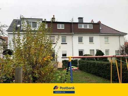 Kapitalanleger aufgepasst: Reihenmittelhaus in ruhiger Anwohner-Straße mit großem Garten !