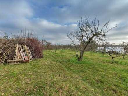 Bauträgerfreies Grundstück mit unverbauten Blick in ruhiger Lage von Ahrensfelde