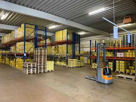 Attraktives Anlageprodukt bestehend aus Service-/Lagerfläche mit langjähriger Mieterstruktur