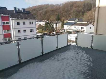 Erstbezug nach Sanierung mit Balkon: ansprechende 2,5-Zimmer-EG-Wohnung in Wetter