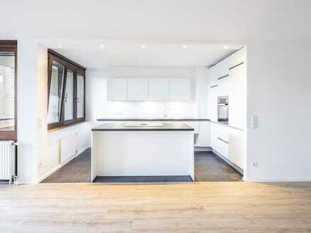 Charmante 3-Zimmer-Wohnung mit Erker-Fenstern
