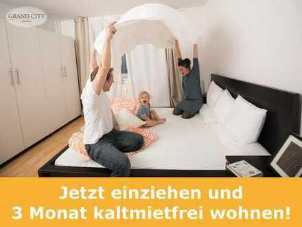 3 MONATE KALTMIETFREI - 2 Zimmer, 41 m² in Chemnitz